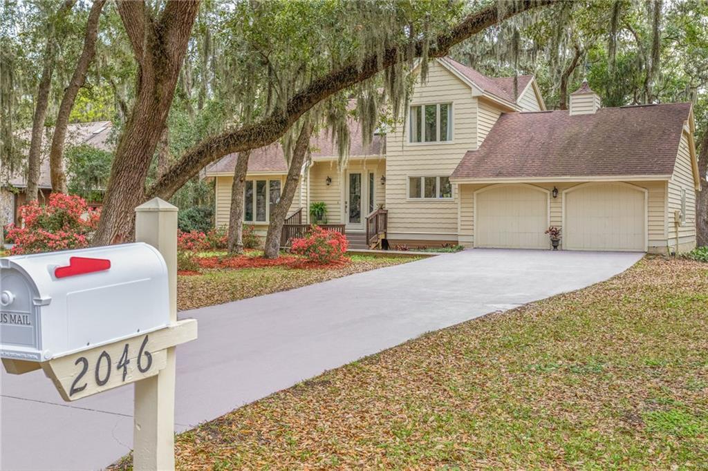 2046 Oak Marsh Drive Fernandina Beach, FL 32034