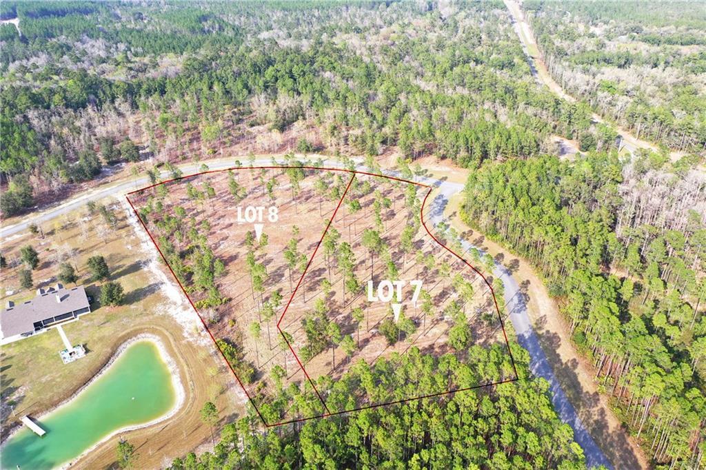 Deep Creek Drive Bryceville, FL 32009