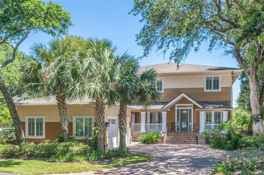 15 Oak Point Drive Amelia Island, FL 32034