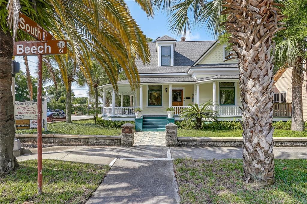 714 Beech Street Fernandina Beach, FL 32034