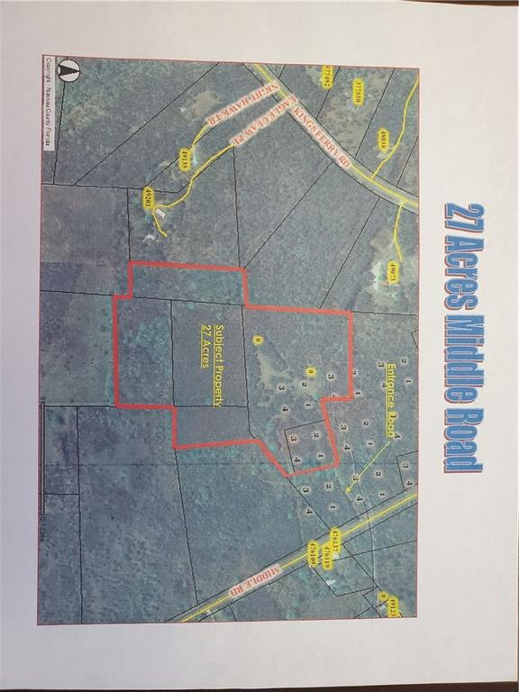 Middle Road Hilliard, FL 32046